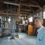 新潟、越銘醸さんの酒蔵見学