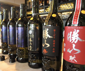 Katsuyama bottles